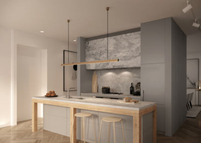 Armadale Home Kitchen Lighting