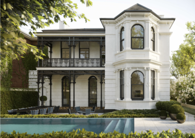 Current Group electricians completed electrical works in Melbourne mansion