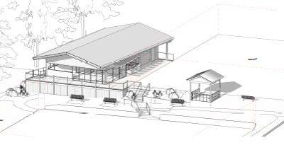 Canterbury Tennis Pavilion